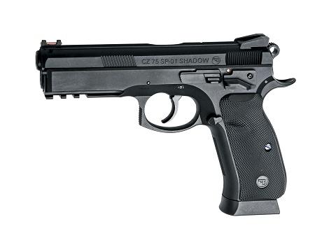 vzduchov 225 pištoľ cz 75 sp 01 shadow 4 5mm vzduchovky