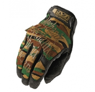 Taktické rukavice Mechanix Wear Original Woodland