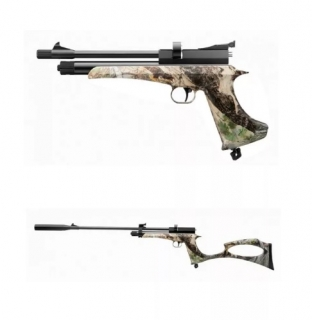 Vzduchová pištoľ Artemis CP2 camo cal  5,5mm