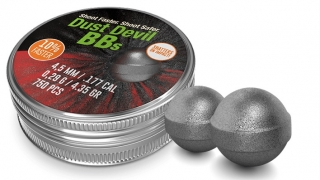BB broky H&N Dust Devil BBs 4,5mm 750ks