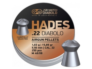 JSB Hades 5,50mm 250ks