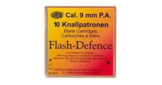 Flash Defence náboj - 9mm pistoľový 10ks