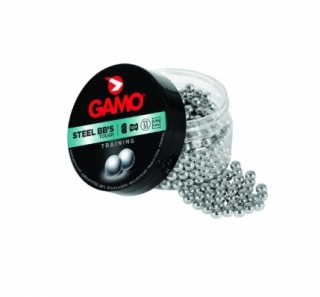 Oceľové broky Gamo Steel BB 4,5mm 500ks